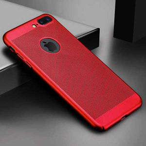 Ultra Slim Heat Dissipation iPhone Case - Blown Biker - 4
