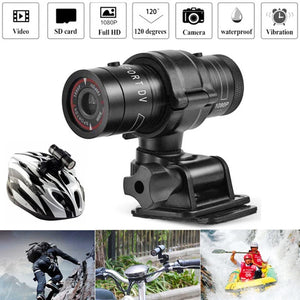 1080p Motorcycle Helmet Cam Video Recorder - Blown Biker - 4