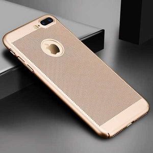 Ultra Slim Heat Dissipation iPhone Case - Blown Biker - 5