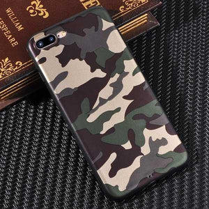 "Military ""Camo"" iPhone Phone Case - Blown Biker - 3"