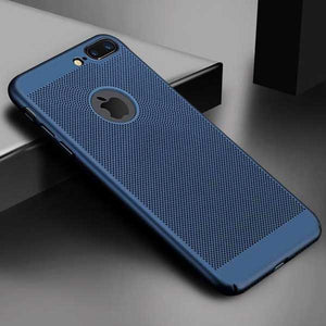Ultra Slim Heat Dissipation iPhone Case - Blown Biker - 6