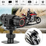 1080p Motorcycle Helmet Cam Video Recorder - Blown Biker - 1