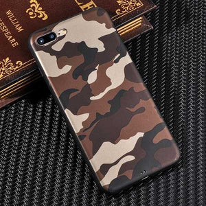 "Military ""Camo"" iPhone Phone Case - Blown Biker - 4"