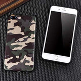 "Military ""Camo"" iPhone Phone Case - Blown Biker - 5"