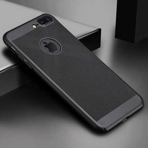 Ultra Slim Heat Dissipation iPhone Case - Blown Biker - 3