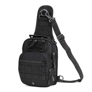 "Military Grade ""Tactical"" Mens Shoulder Bag - Blown Biker - 2"