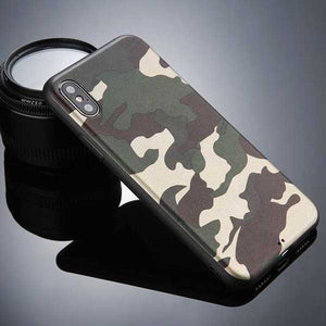 "Military ""Camo"" iPhone Phone Case - Blown Biker - 6"