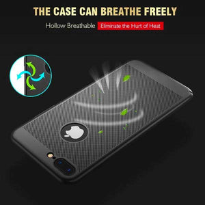 Ultra Slim Heat Dissipation iPhone Case - Blown Biker - 9