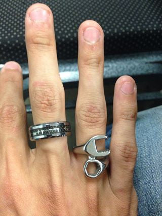 Jan's Wrench Ring