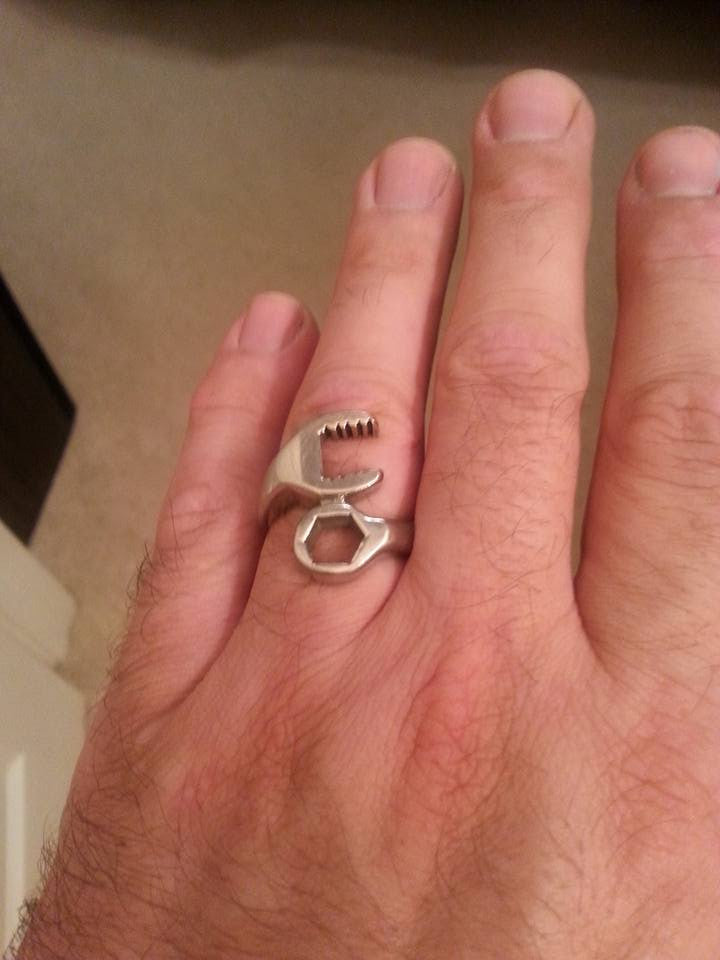 Wrench Ring Happy Customer #4