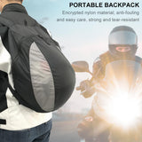28L Splashproof Helmet Bag - Blown Biker - 2