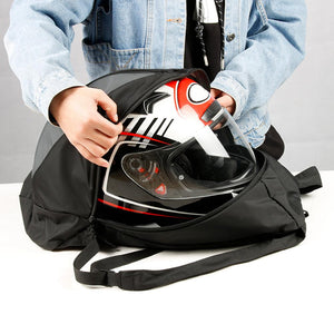 28L Splashproof Helmet Bag - Blown Biker - 3