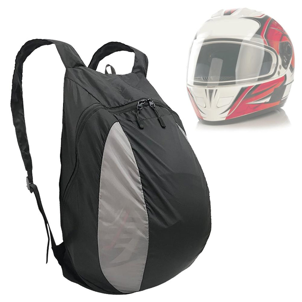 28L Splashproof Helmet Bag - Blown Biker - 5