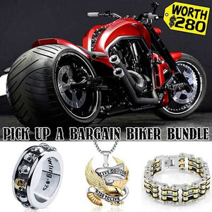 Bargain Biker Bundle 4 - Blown Biker - 1