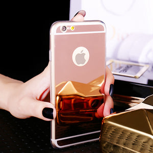 Luxury Rose Gold iPhone Case - Blown Biker - 10