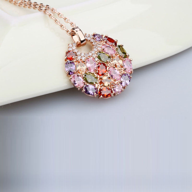pendant diamond large and halo flashopal pendants gold opal diamonds big oval