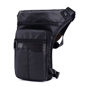 "Waterproof ""Low Rider"" Motorcycle Utility Bag - Blown Biker - 4"