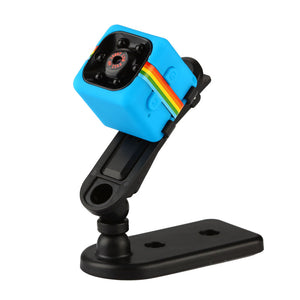 """MiniEye"" 1080P HD Mini Camera w/ Night Vision - Blown Biker - 8"