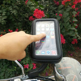 Waterproof Cell Phone Holder - Blown Biker - 5