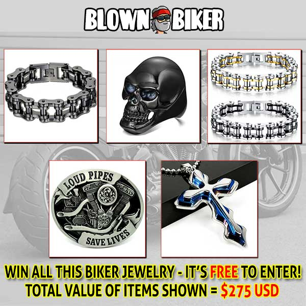 Bargain Biker Bundle 3 - Blown Biker - 1
