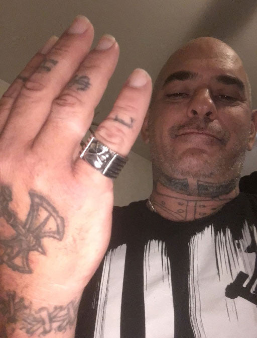 Jeff's Punisher Ring