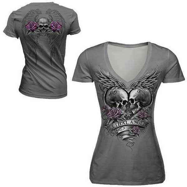 Printed V-Neck T-Shirts (Buy 2 Get 1 Free)