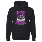 """My Heart"" Hoody (FRONT PRINT) - Blown Biker - 2"