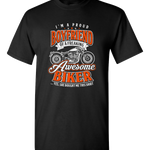 Proud Boyfriend T-Shirt (Front Print) - Blown Biker - 2