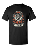 Bad Ass Biker T-Shirt - Blown Biker - 2