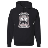 Whoever Says Diamonds Hoody - Blown Biker - 2