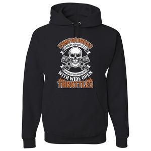 Some Do Drugs Hoody (Front Print) - Blown Biker - 2