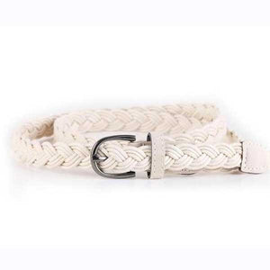 Womans Braided Belt (9 Colors!) - Blown Biker - 1