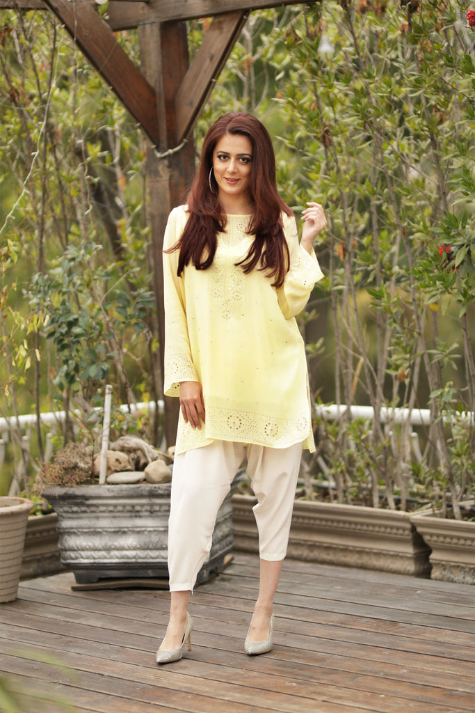 Knots & Crosses Kurti