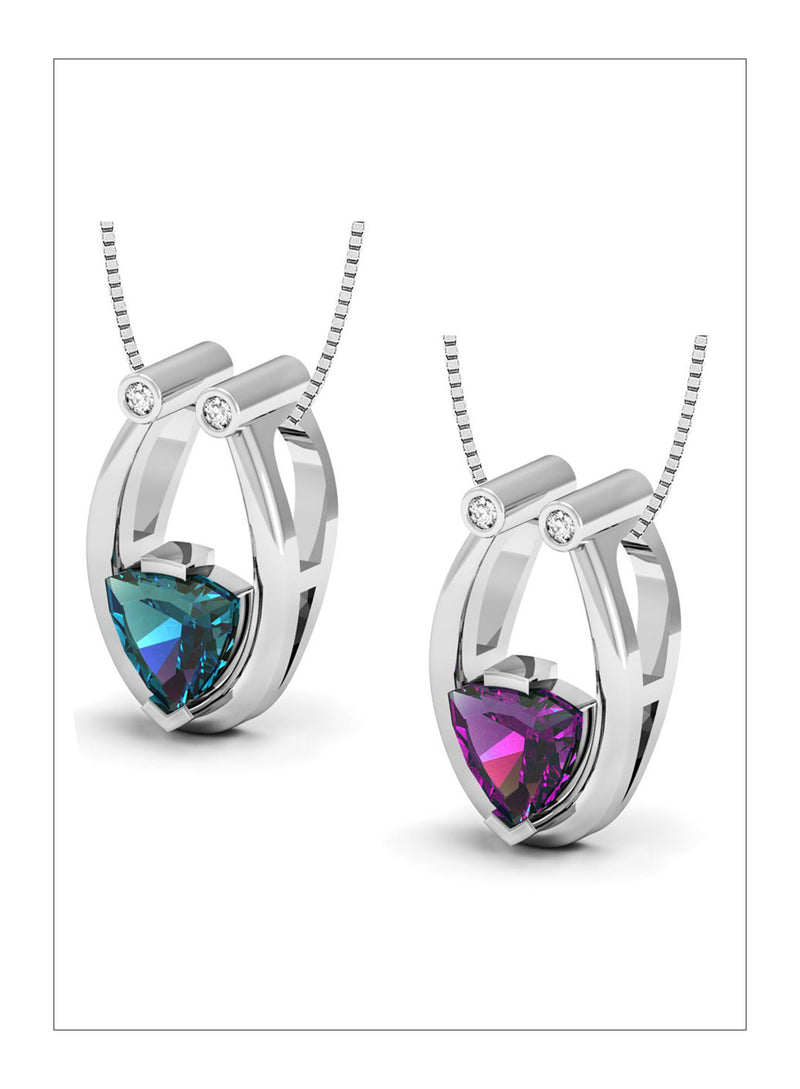 Colour Changing Pendant