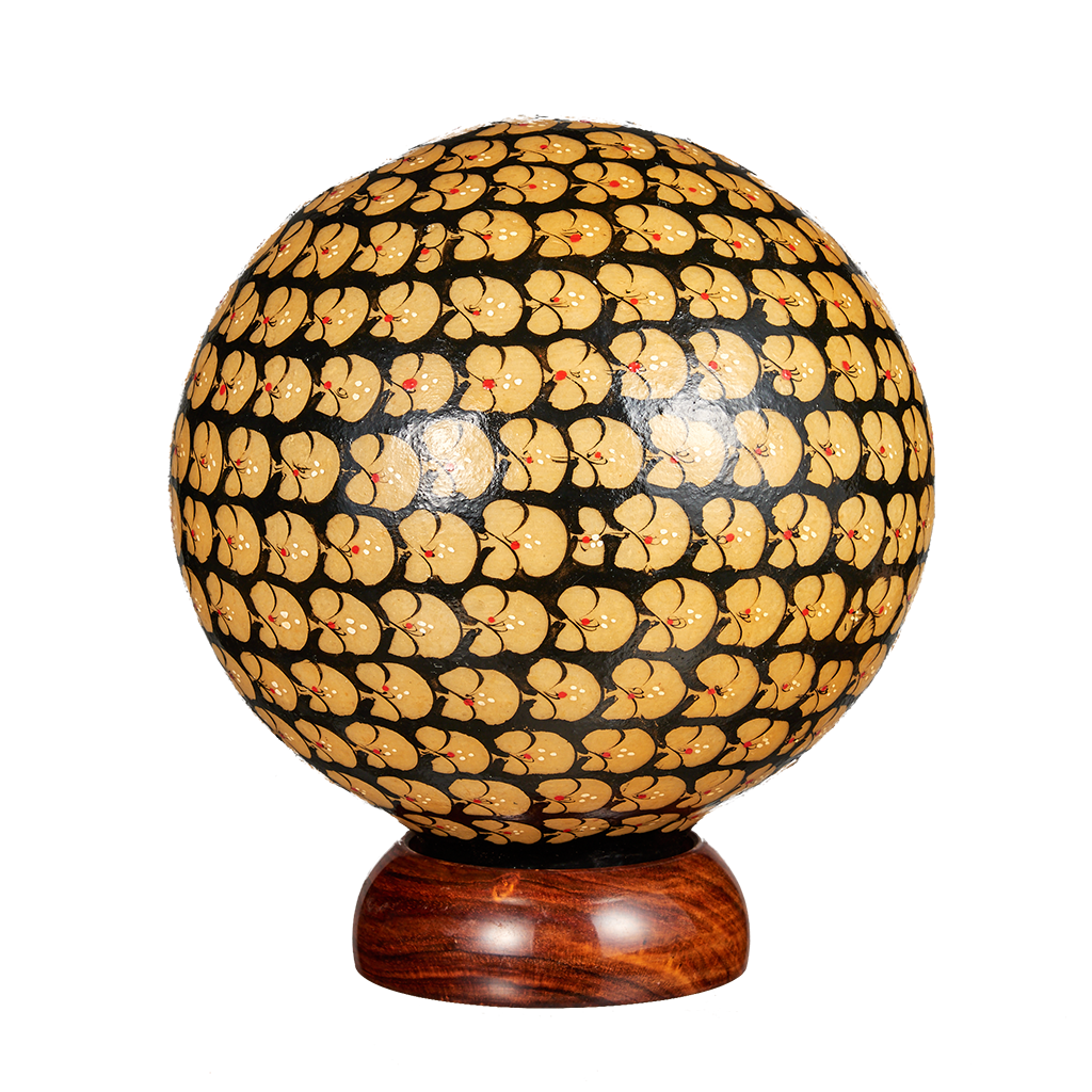 Naqqash Art Lamp Round