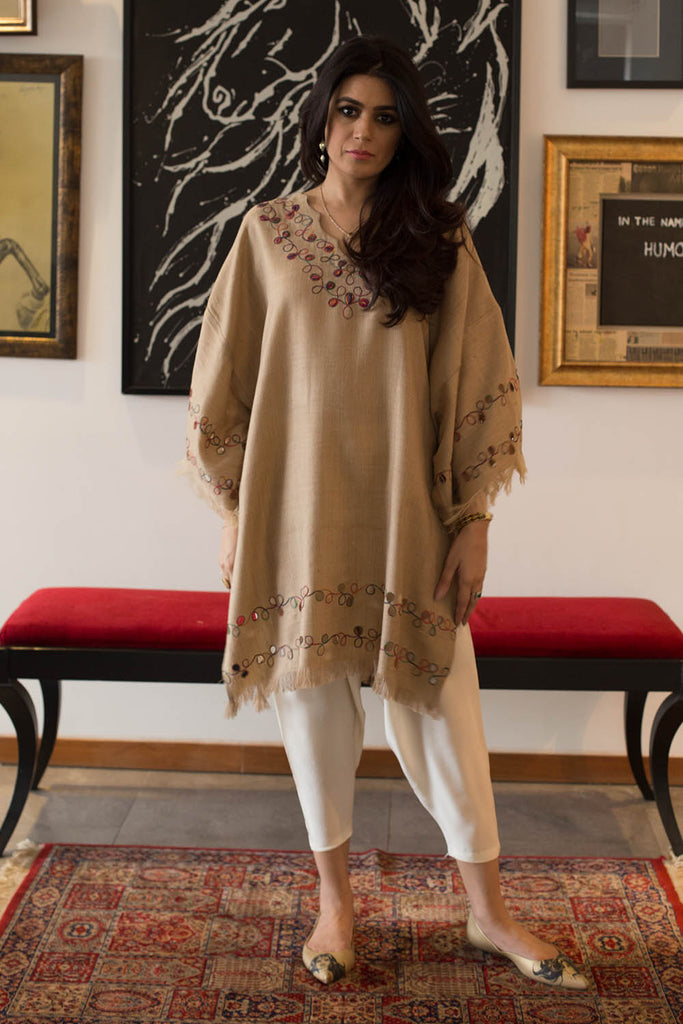 Loop Kaftan Tunic