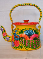 Hand-painted Kettle