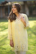 Aldgate Flower Tunic