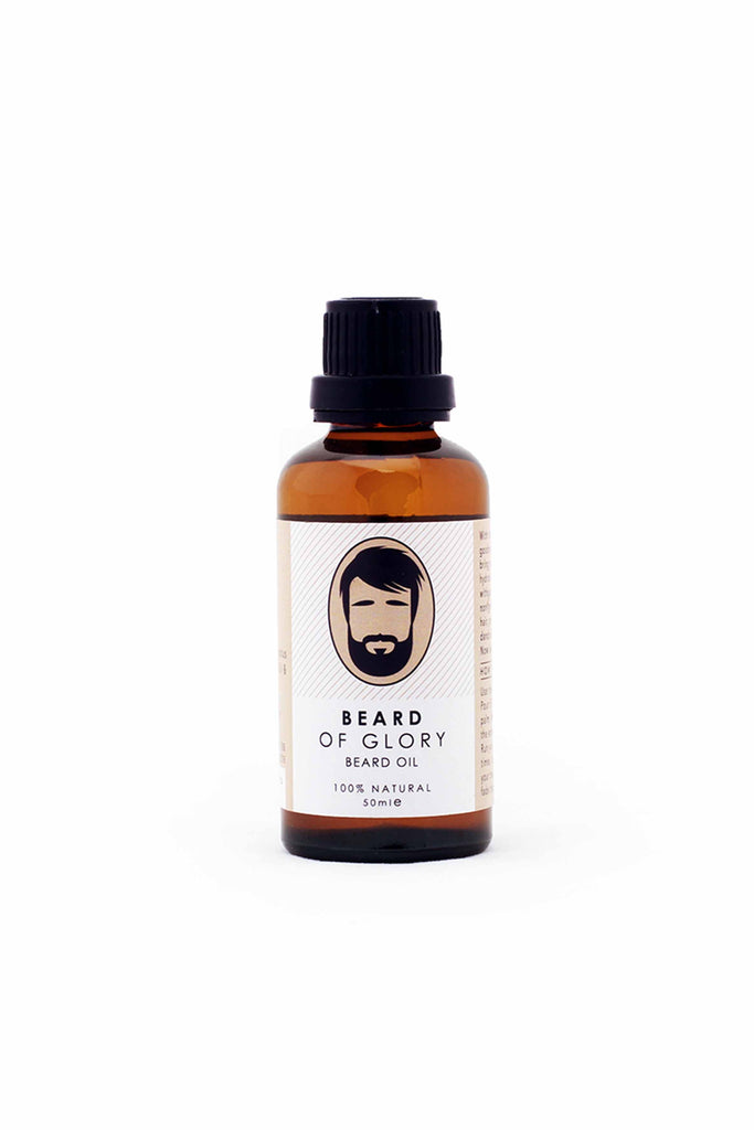 Beard of Glory Beard Oil