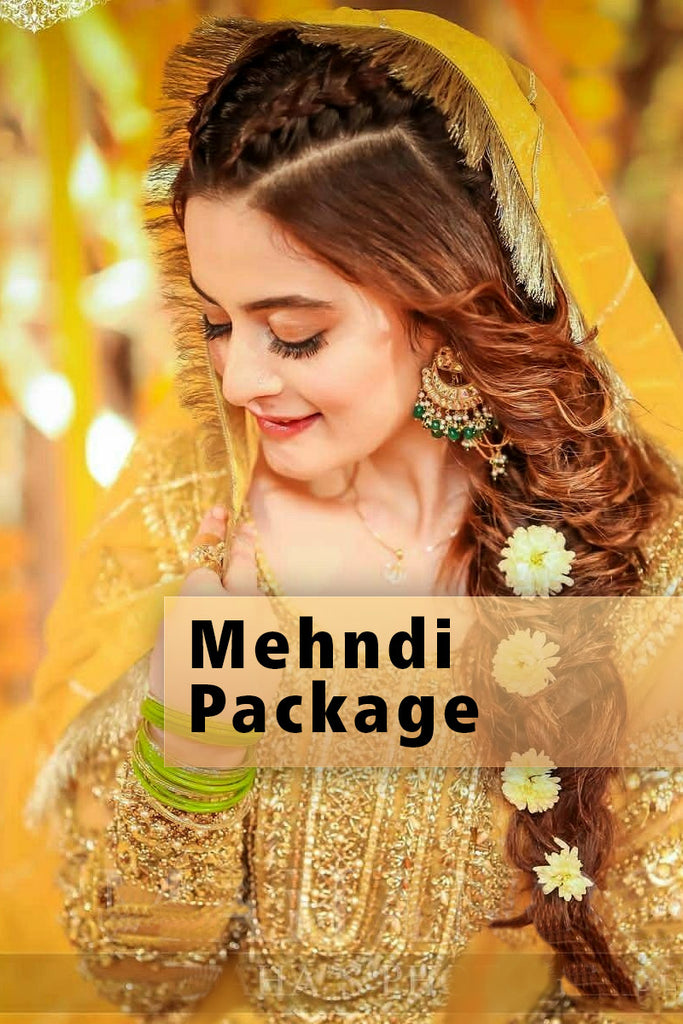 Mehndi Package
