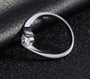Single Women's Wedding Engagement Ring - Todaysdeal - 5