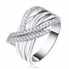 Unique Angel Wings Shining Ring - Todaysdeal - 1