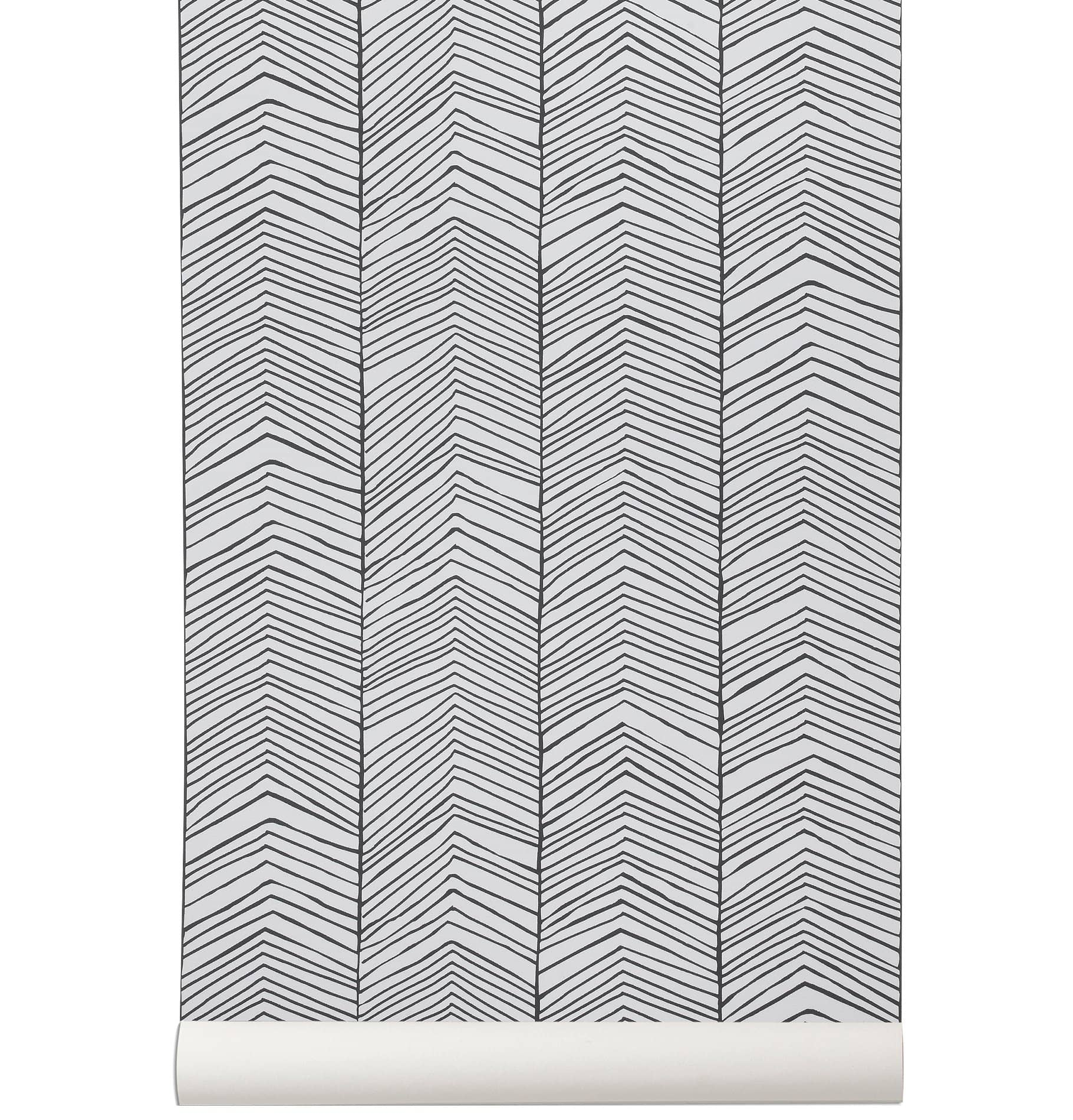 Ferm Living Herringbone Wallpaper