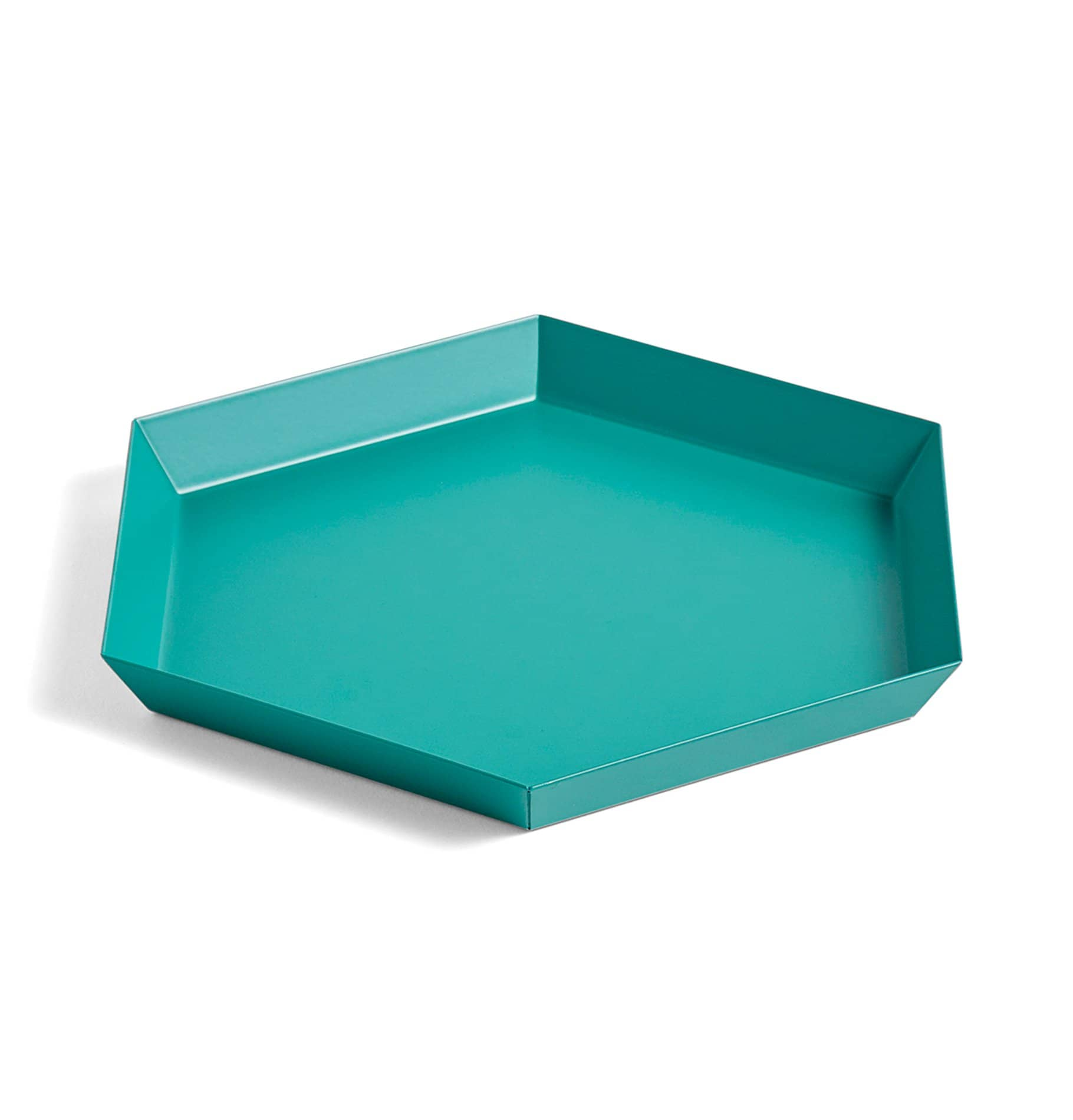HAY Kaleido Tray - Emerald Green S