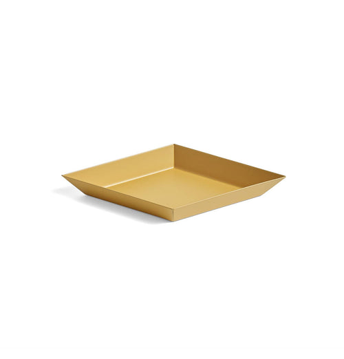 HAY Kaleido Tray - Light Amber XS