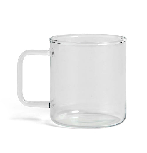 HAY Glass Coffee Mug – M