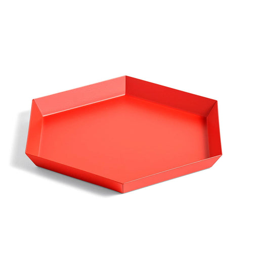 HAY Kaleido Tray - Red S