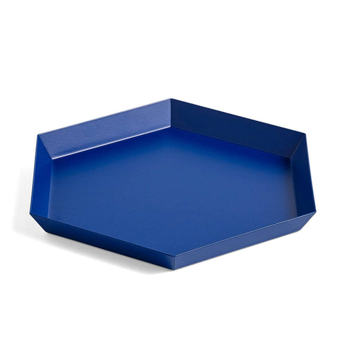 HAY Kaleido Tray - Royal Blue S