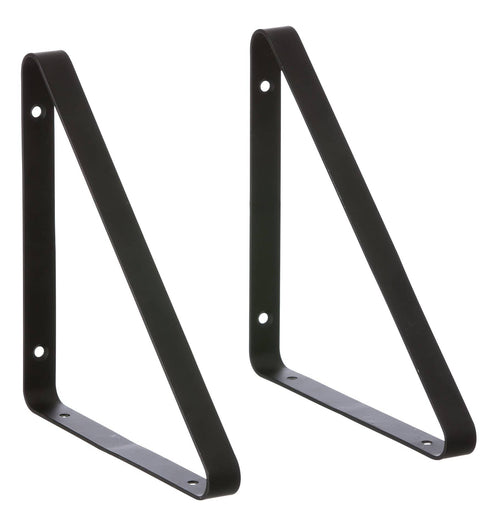 Ferm Living Shelf Hangers - Black (Set of 2)