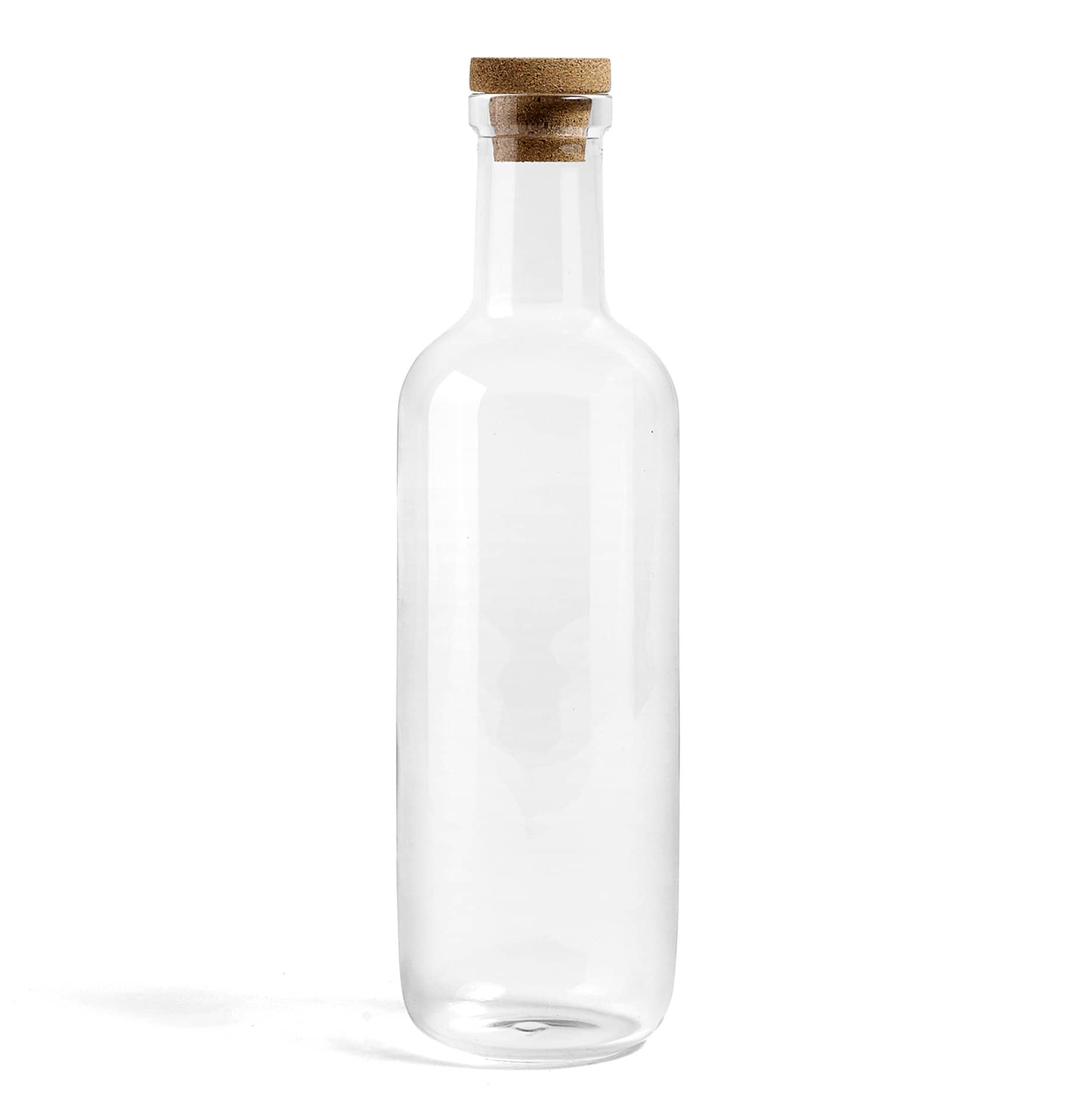 HAY Bottle Large - Clear